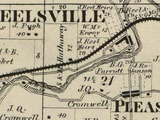 Reelsville and Pleasant Garden