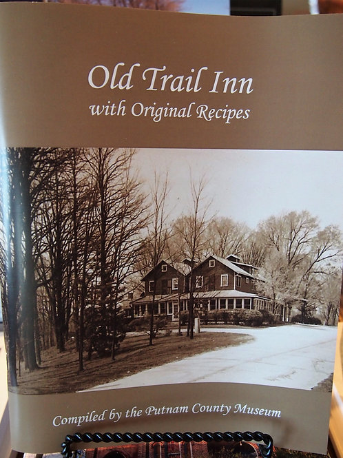 Old Trail Inn Book