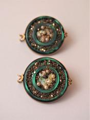 'Ala Mode' Earrings