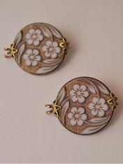 'April' Earrings