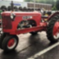 Coop Tractor on lot.JPG