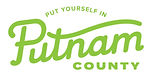 Putnam County Logo with Tagline Light Gr