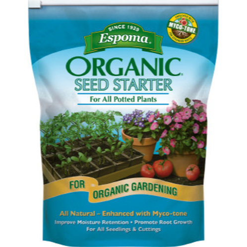 Espoma Seed Starting Potting Soil 8qt