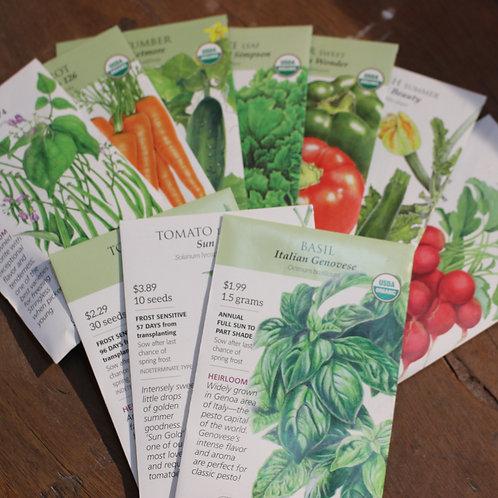 Vegetable Garden Mix