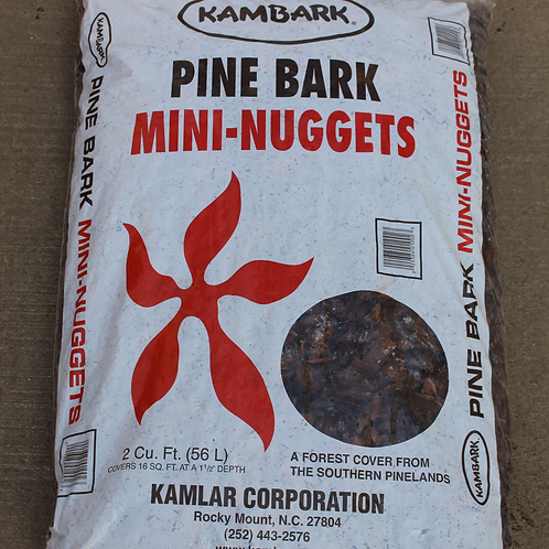 Pine Bark Mini-Nuggets 2 cu ft