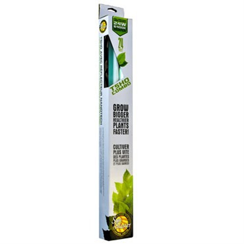 """Sunblaster T5HO Lamp & Fixture Kit 24"""""""