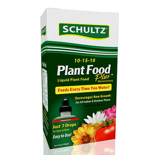 Schultz Liquid Plant Food-All Purpose 4oz