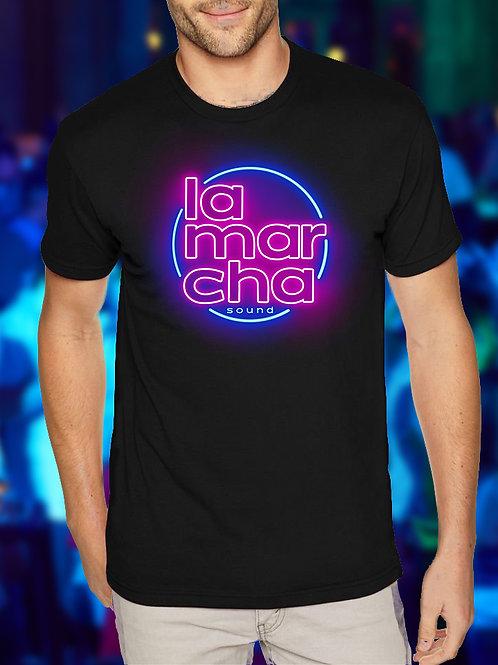 Men's La Marcha Neon Tee