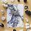 """Thumbnail: Smokey Quartz Fluid Art  5x7"""""""
