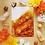 "Thumbnail: Carnelian Fluid Art  5x7"""