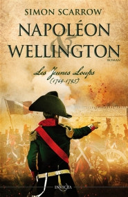 Couverture de « Napoléon vs Wellington » par Simon Scarrow