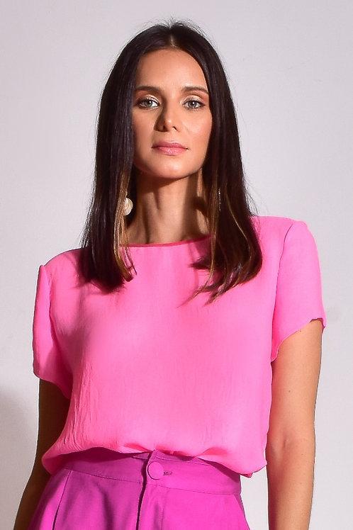 T-shirt Crepe Color