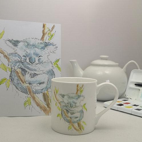 Kola Koala Mug & Print Offer
