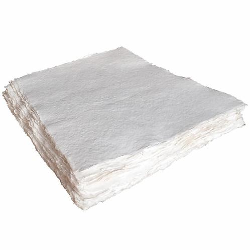 Indigo Handmade 100% Cotton-Rag Paper Pack of 5: A4