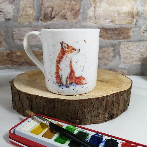 Amber The Fox Ceramic Mug
