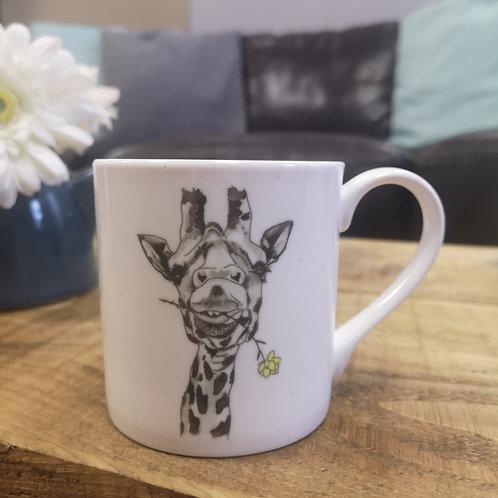 Lonesome George, Bone China Mug