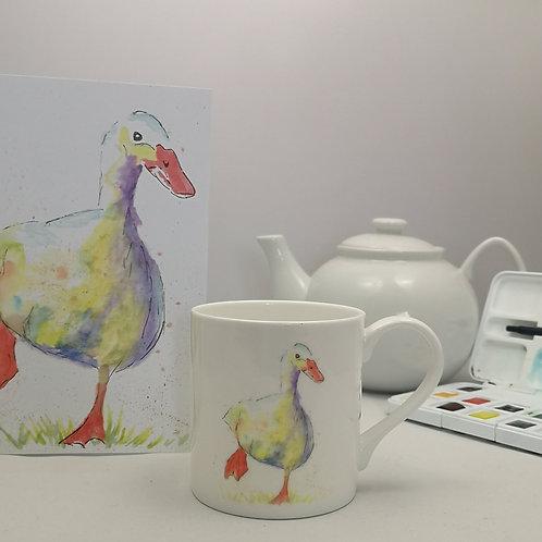 Dizzy Goose Mug & Print Offer