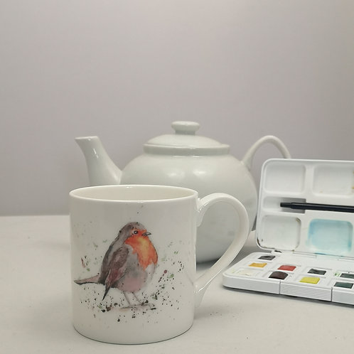 Bone China Mug Customers Design