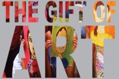 The Gift of Art - Voucher