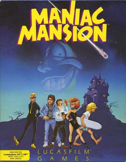 S2 EP18:  Maniac Mansion/Pop Quiz Hotshot