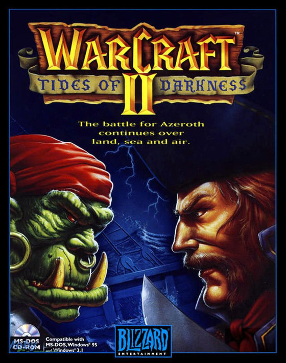 S3 EP15:Warcraft and Warcraft 2/Our Mount Rushmore Of Gaming