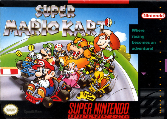 S1 EP39 Super Mario Kart (SNES)/ Great Co-op Not So Great Single Player Games
