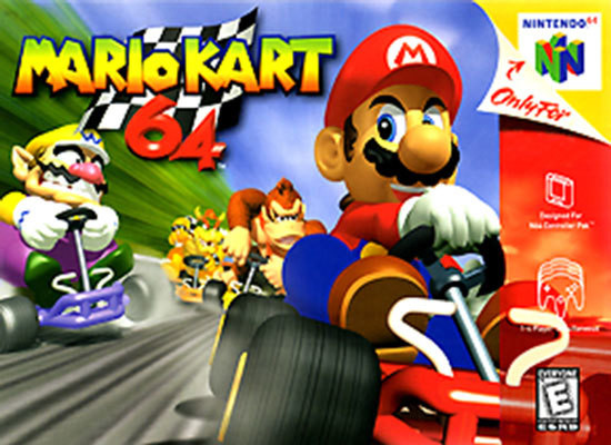 S3 EP27: Mario Kart 64/Rory airs a grievance about Microsoft/Listener Emails