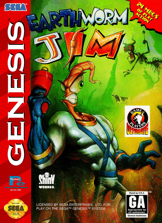 S3 EP12: Earthworm Jim/The Emulate This Cryptic Cup