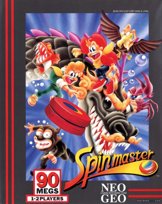 S1 EP35 Spin Master (Neo-Geo)/Netplay Discussion