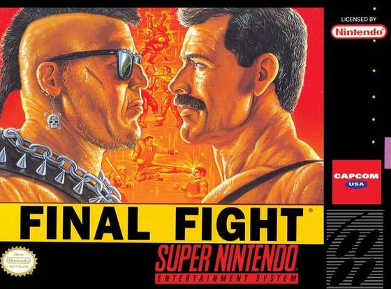 S1 EP36 Final Fight/Jurassic Park Re-cast