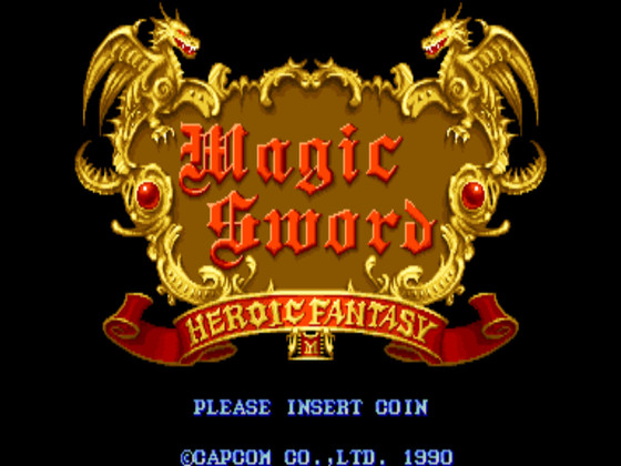 S2 EP16: Magic Sword (Arcade)/Underused and Overused Game Settings and Plots