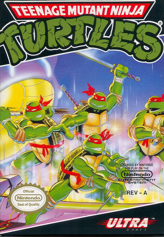 S2 EP17: Teenage Mutant Ninja Turtles (NES)/ Arcade Emulation  Part 2