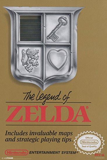 S2 EP28: The Legend of Zelda/Overrated Games