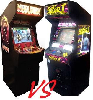 S2 EP15: Street Fighter 2 Vs Mortal Kombat/ Hypothetical Scenarios