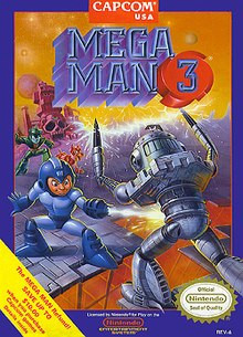 S3 EP14: Mega Man 3/Why Can't Anyone Make A Good Movie Based On A Video Game?