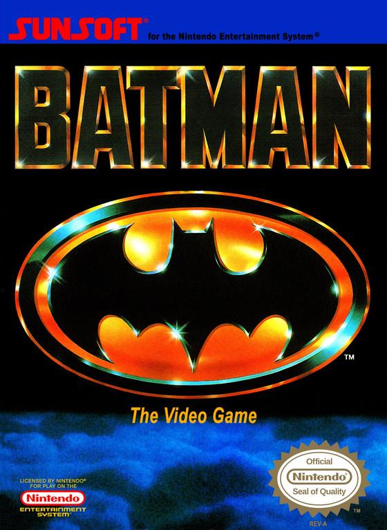 S1 EP40: Batman (NES)/Movie Re-Cast