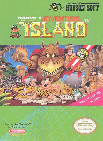 S1 EP34 Hudson's Adventure Island/NES Difficulty