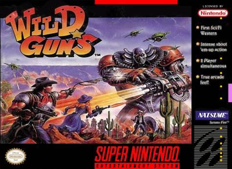 "S3 EP10: Wild Guns (SNES)/ Some RD2 Talk/ We play the ""Who Am I ?"" game"