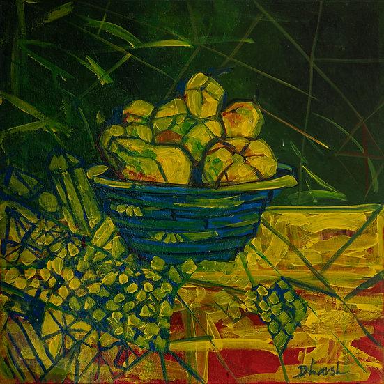 Canvas Painting101: plus Nine Other Workshops