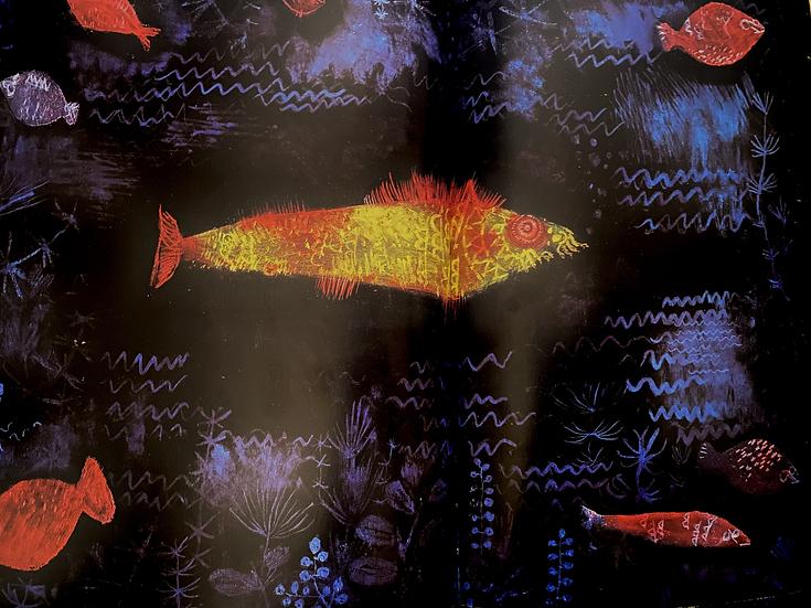 Paint like Paul Klee plus Nine Other Workshops