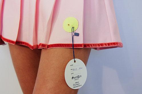 Limited Edition Velvet Line Skirt