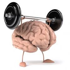 Weight lifting for your MIND