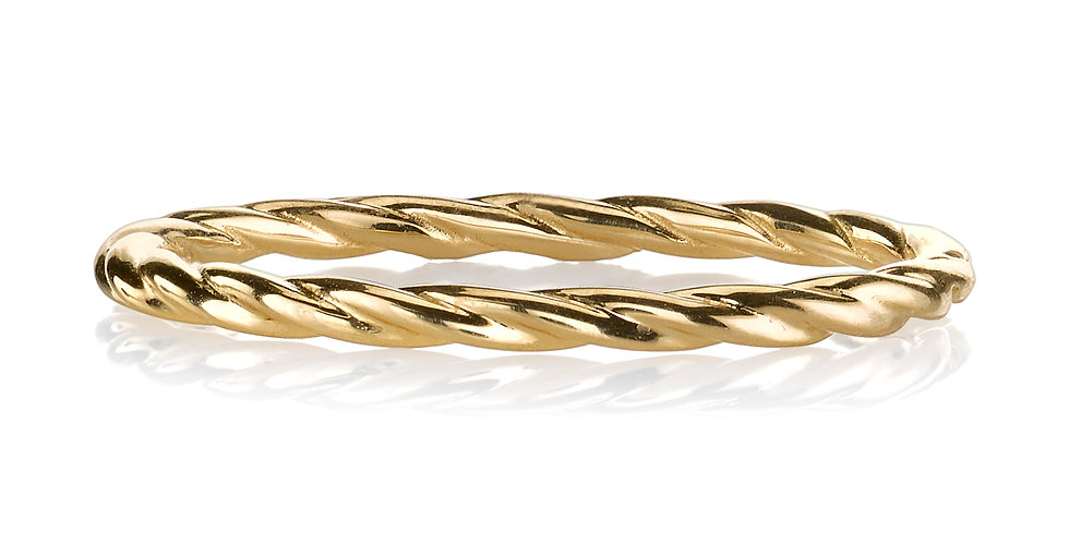MARS Fine Jewelry - Rebel Hearts Twisted Band