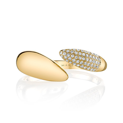 MARS Fine Jewelry - Infinitie Allure Open Band