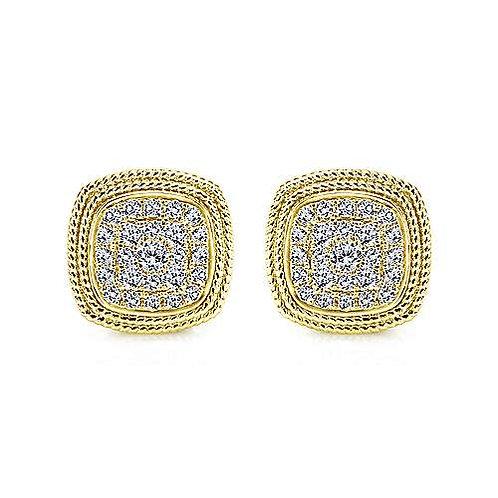 Gabriel & Co. Diamond Earrings