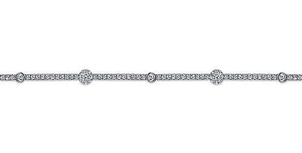 Gabriel & Co.- Lusso Tennis Bracelet