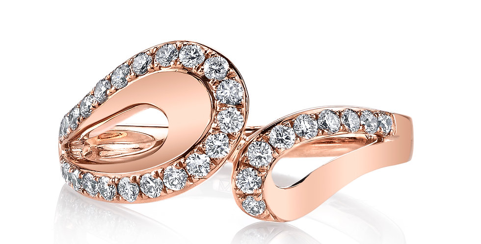 MARS Fine Jewelry - Infinite Allure Contemporary Ring