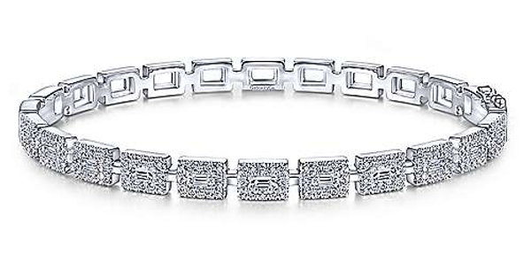 Gabriel & Co. Diamond Bangle