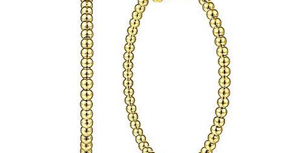 Gabriel & Co. Bujukan Gold Earrings