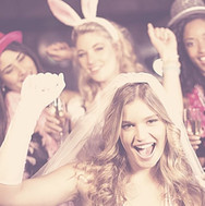 Perfect your girly glam look. Bachelorette parties and girls night out.